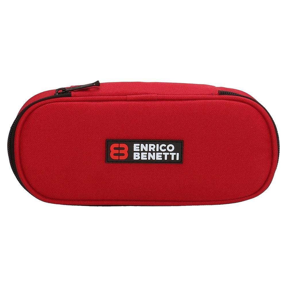 Enrico Benetti Amsterdam pennenetui rood