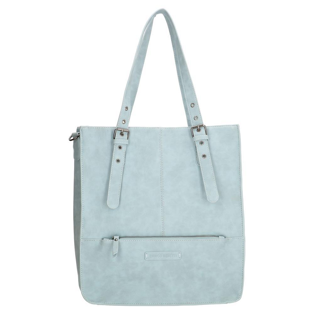 Enrico Benetti Kate shopper lichtblauw