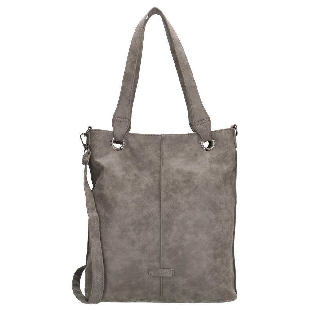 Enrico Benetti June shopper middengrijs tablet