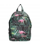 Rugtas 877 Flamingo Zwart