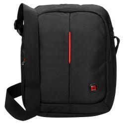 Enrico Benetti Cornell shoulder bag black tablet