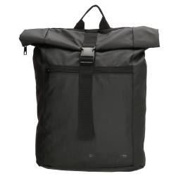 Enrico Benetti Townsville backpack black 17 inch