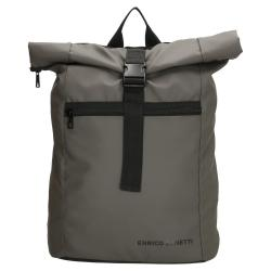 Enrico Benetti Townsville backpack grey 17 inch