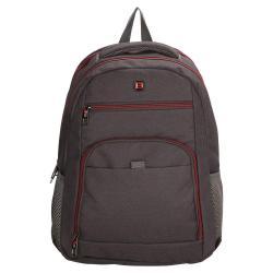 Enrico Benetti Oslo backpack grey beeld 17.3 inch