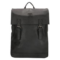 Enrico Benetti Ardèche backpack black 13 inch