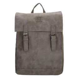 Enrico Benetti Ardèche backpack middengrijs 13 inch