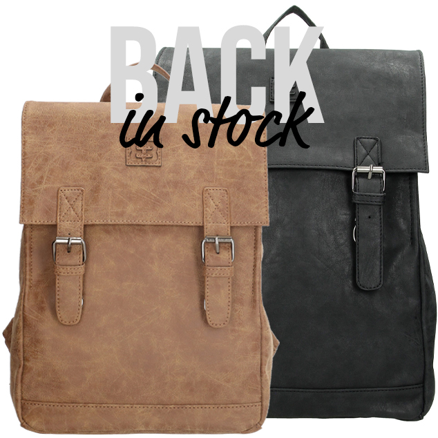 Ardèche backpacks back in stock