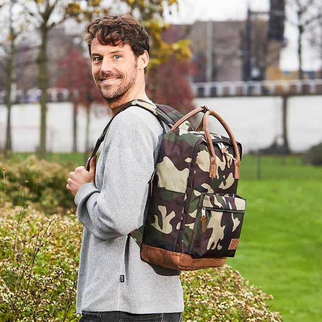 New: Santiago backpacks