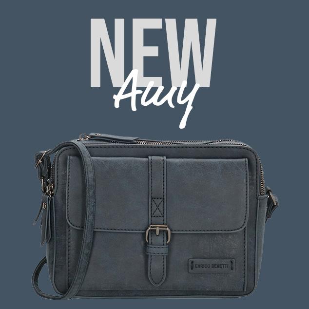 New: Amy shoulder bag
