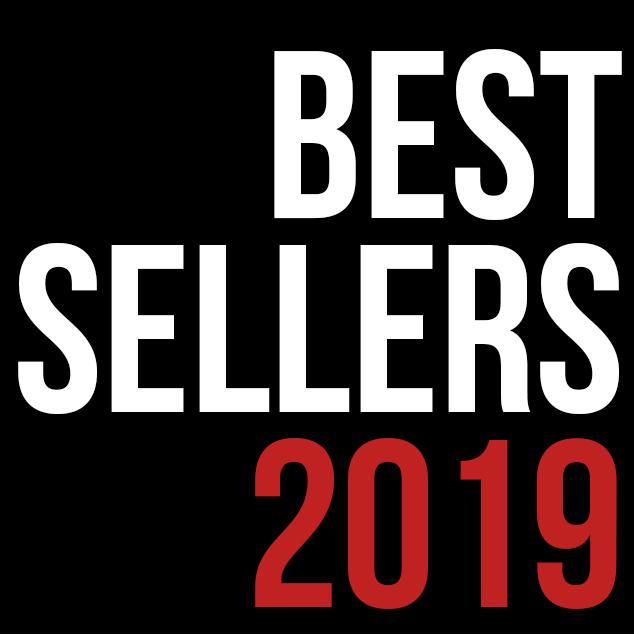 bestsellers 2019