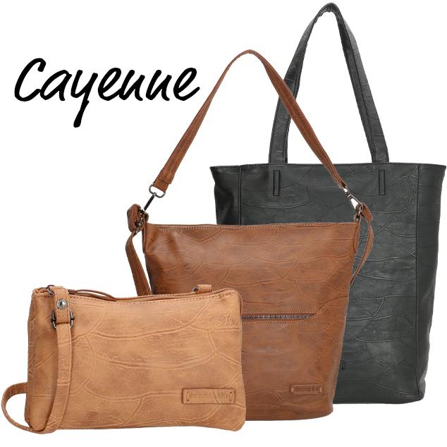 New: Cayenne