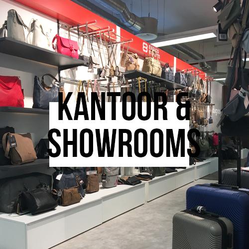 Kantoor en showrooms