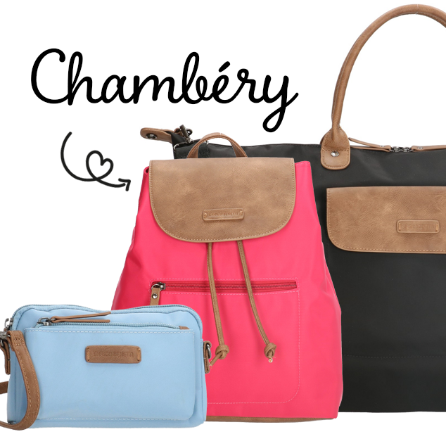 New in: Chambery