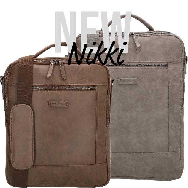New: Nikki business bags