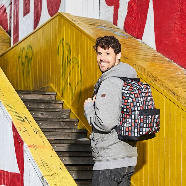 New: Riga backpacks