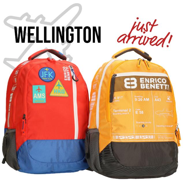 New in: Wellington
