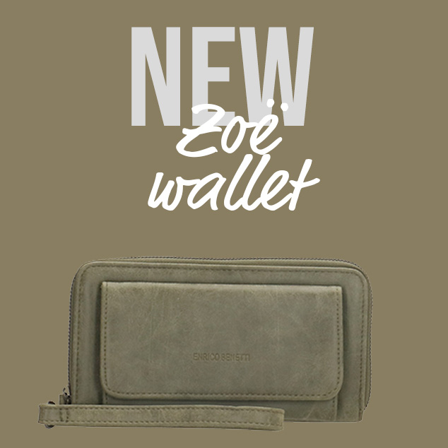 New: Zoë wallet